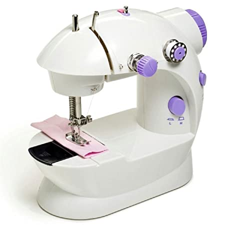 HOBBYCRAFT Mini Sewing Machine With 40 Speed Control Foot Pedal Interesting Brother Sewing Machine Hobbycraft