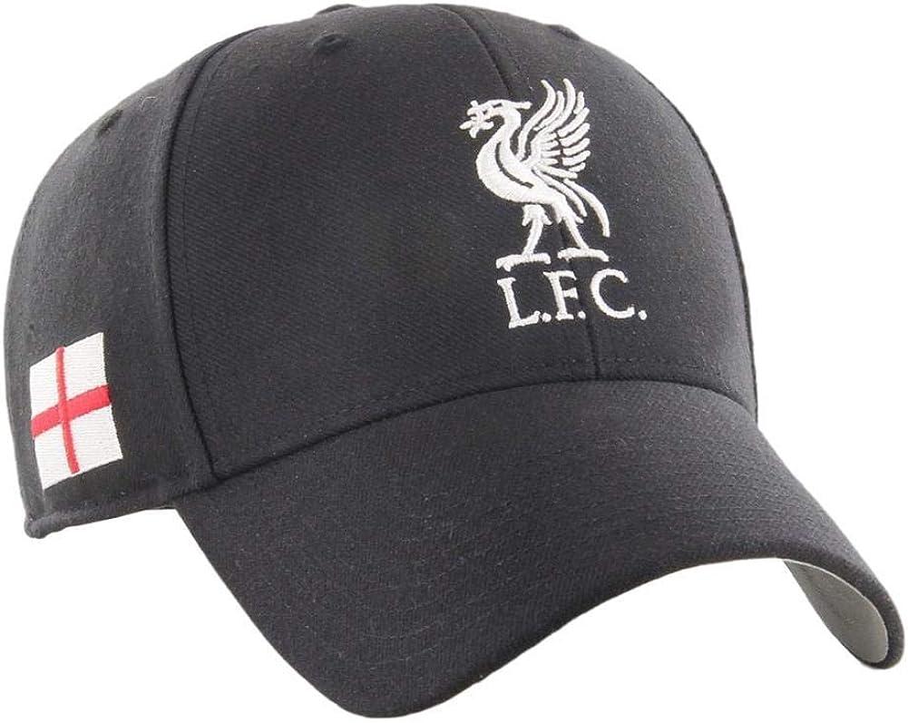 47 Brand EPL Liverpool FC England Sure Shot Cap Black