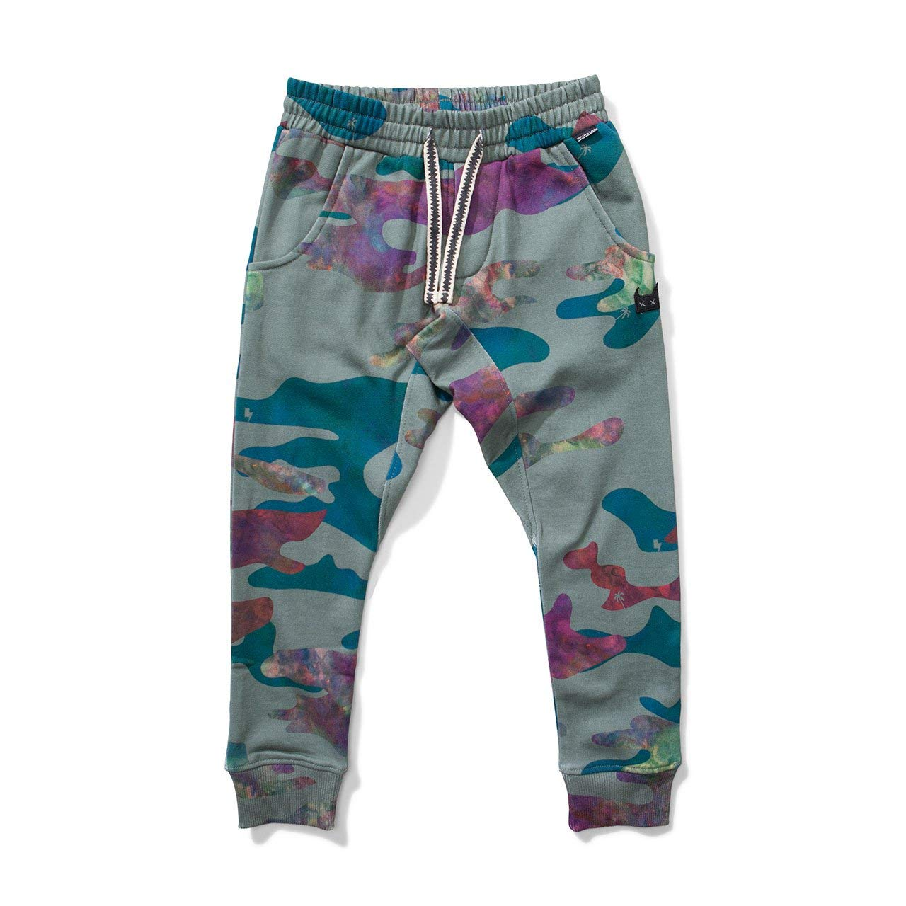 Toddler Boys Hideaway Pant Camouflage Munster Kids Munster Size 5