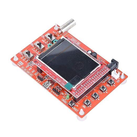 Dso138 Digital Oszilloskop Kit B1 Sonde 2 4 Zoll Tft Display Mit Mehreren Farben Handheld Digital Taschenoszilloskop Gewerbe Industrie Wissenschaft