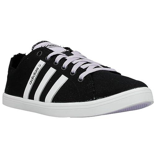 Vs W Para Color Bball Niña Talla De Adidas Zapatillas Negro Tela aEWwPnfq5