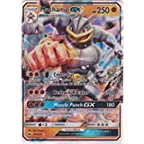 Pokemon TCG Burning Shadows Single: Machamp-GX 64/147 Ultra Rare