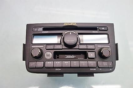 Amazoncom Acura MDX TOURING NAVI MODEL Radio AM FM CD - Acura mdx cd player