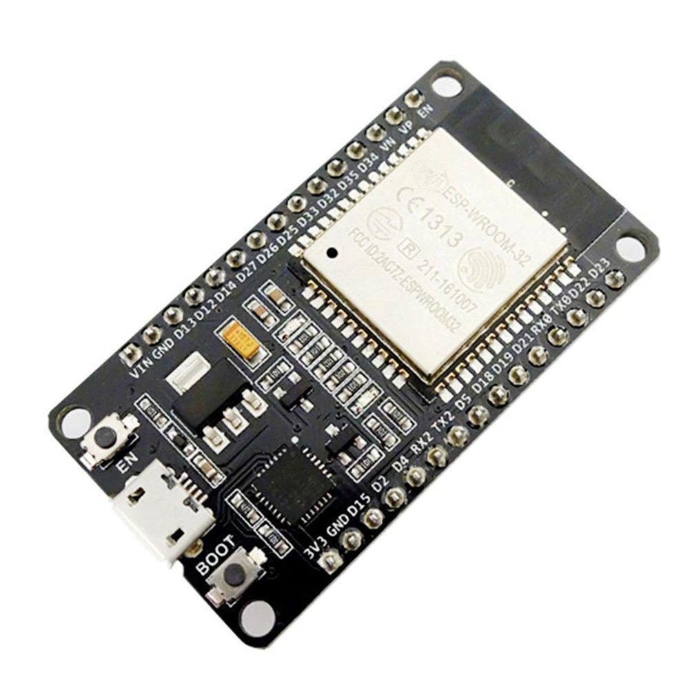 Xiuxin 3pcs//lot ESP32 Development Board 2.4GHz Dual-Mode WiFi Bluetooth Dual Cores ESP32s Antenna Module Board for Arduino IDE,Work with  Alexa