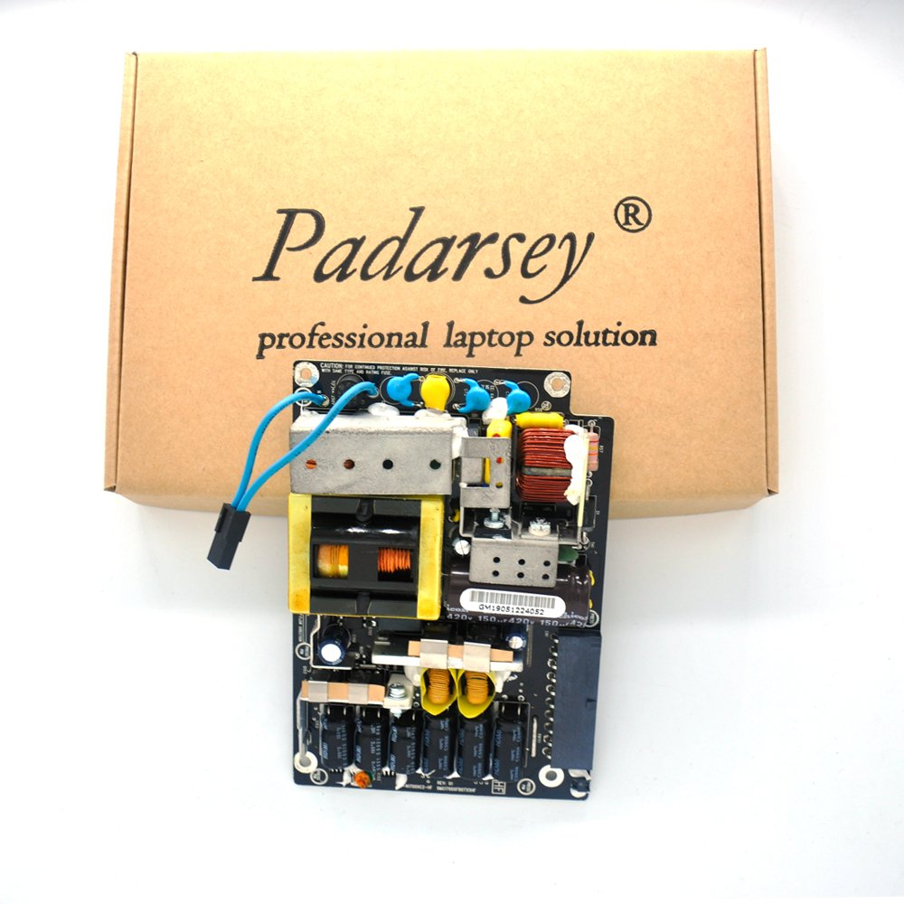 Padarsey New 180W Power Supply Charge Board Compatible for 20'' iMac A1224 614-0438 614-0421 614-0415 HP-N1700XC AP-N1700XC2 (There are scratches on the surface due to the storage and transportation) by Padarsey (Image #1)