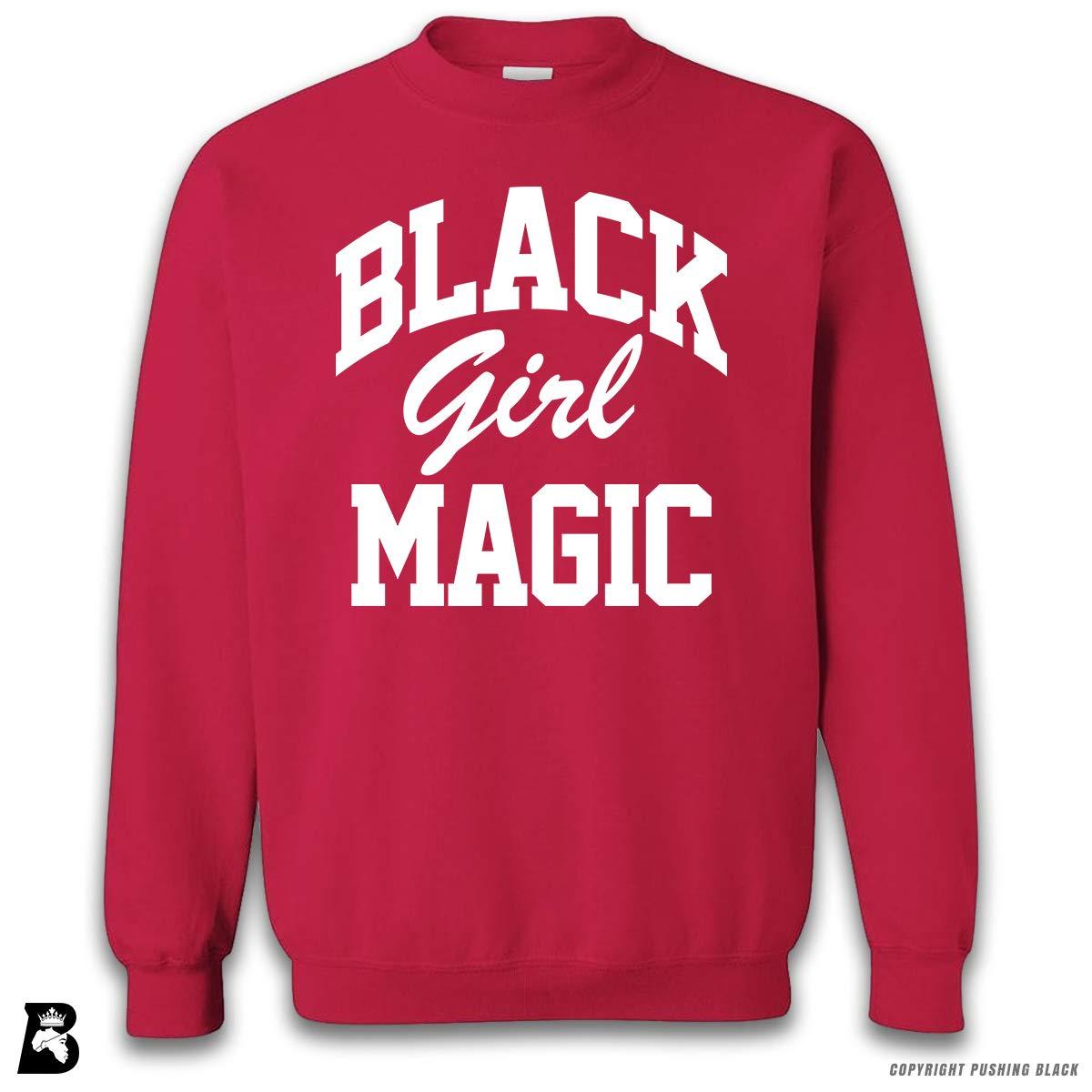 Black Girl Magic 2 Premium Unisex Sweatshirt