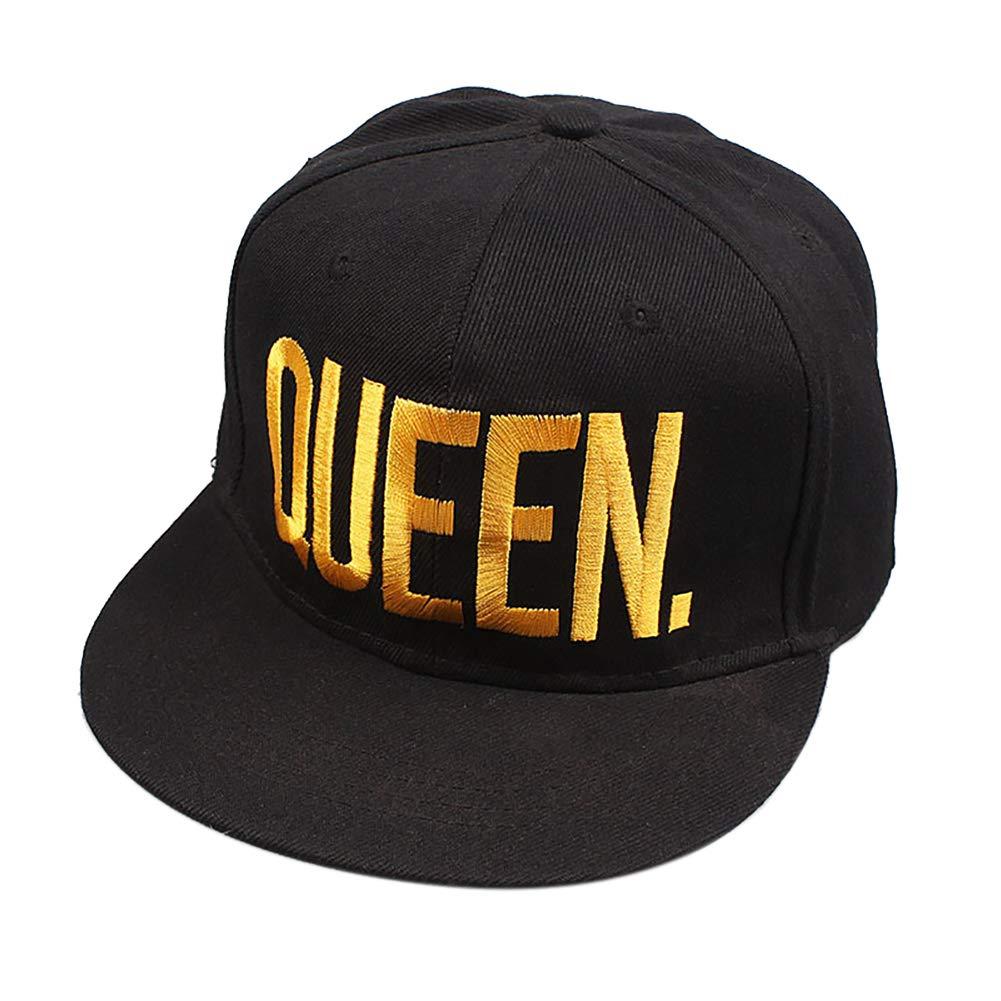 Hosaire 1x Queen Bordado Gorra Unisex Sombrero de Sol,para ...