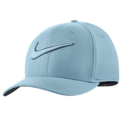 Buy Nike Classic 99 Swoosh Golf Cap 2017 Ocean Bliss Anthracite  Large X-Large Online at Low Prices in India - Amazon.in d497684bab4d