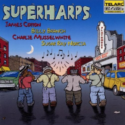 Free Superharps