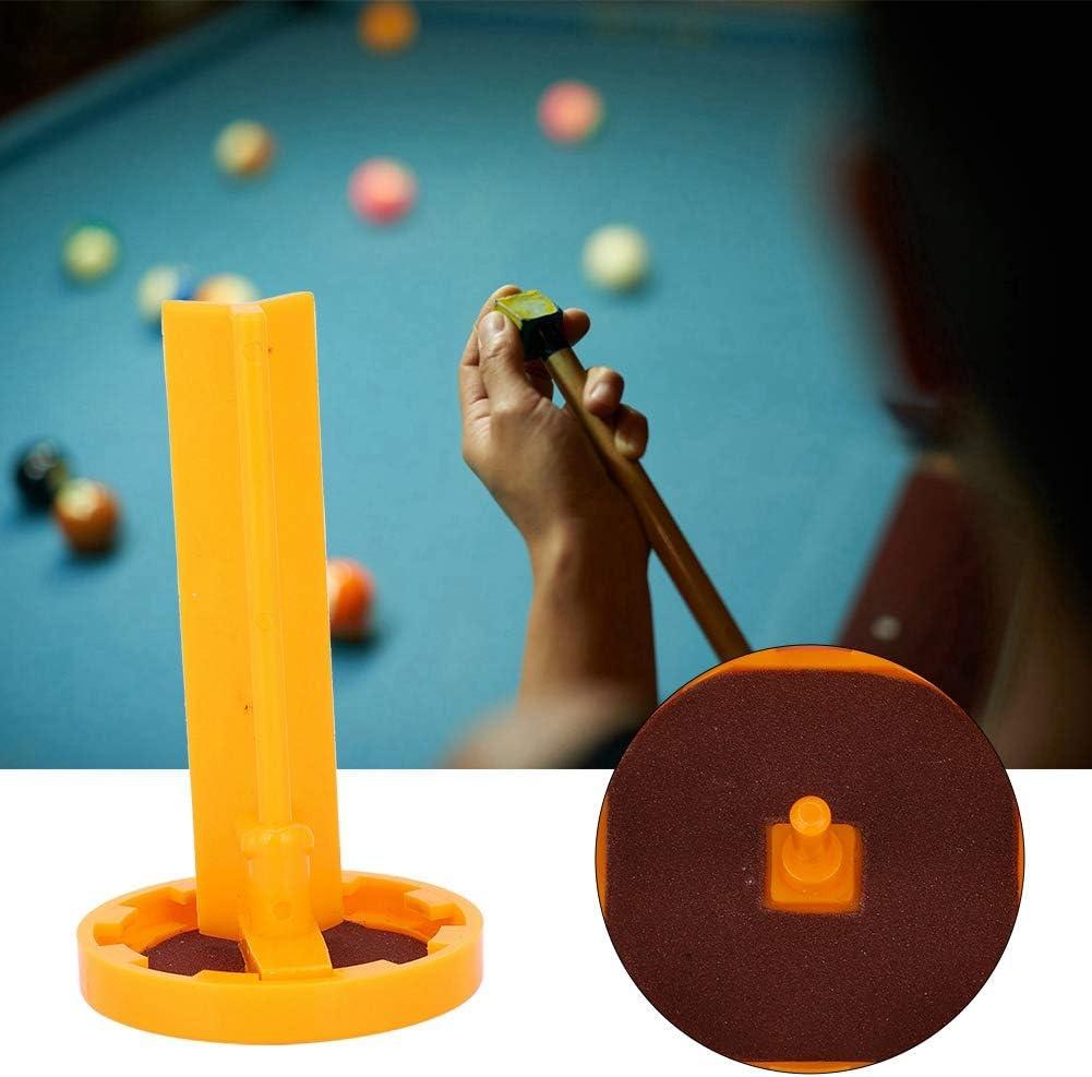 Alomejor Billar Pool Herramientas de ReparacióN de Puntas Abrazadera de Palo de Snooker Antioxidante: Amazon.es: Deportes y aire libre
