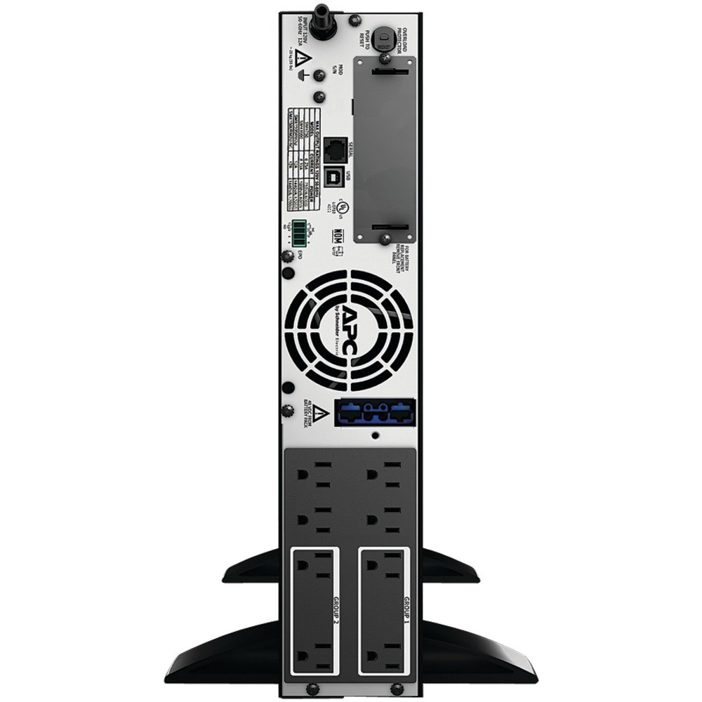 APC Smart-UPS SMX1000 X 1000VA Rack/Tower LCD 120V UPS System