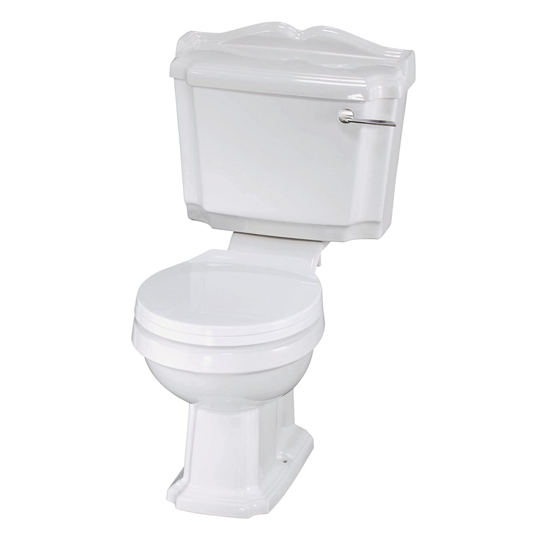 Legend Bathroom WC Toilet, Cistern, Basin Sink And Pedestal 4 Piece Pottery  Suite Set: Amazon.co.uk: Kitchen U0026 Home