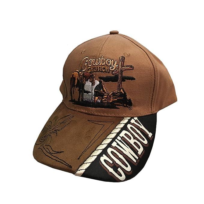b91a85cb87a Western Fashion Accessories Cowboy Church Ballcap