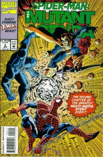 Amazon.com: Spider-Man: The Mutant Agenda #2 : Caught In The ...