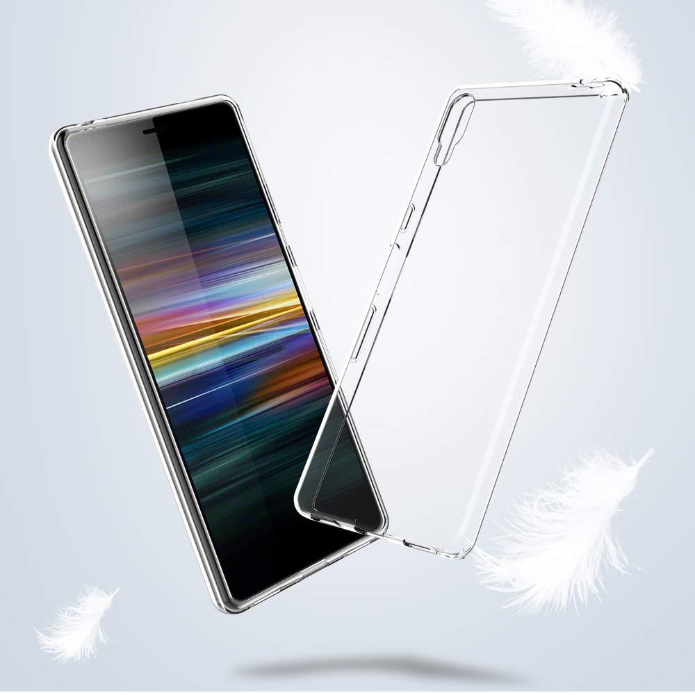 Coque-Etui-Sony-Xperia-L3-Silicone-Ultra-Fine-legere-Housse-de-Protection miniature 3