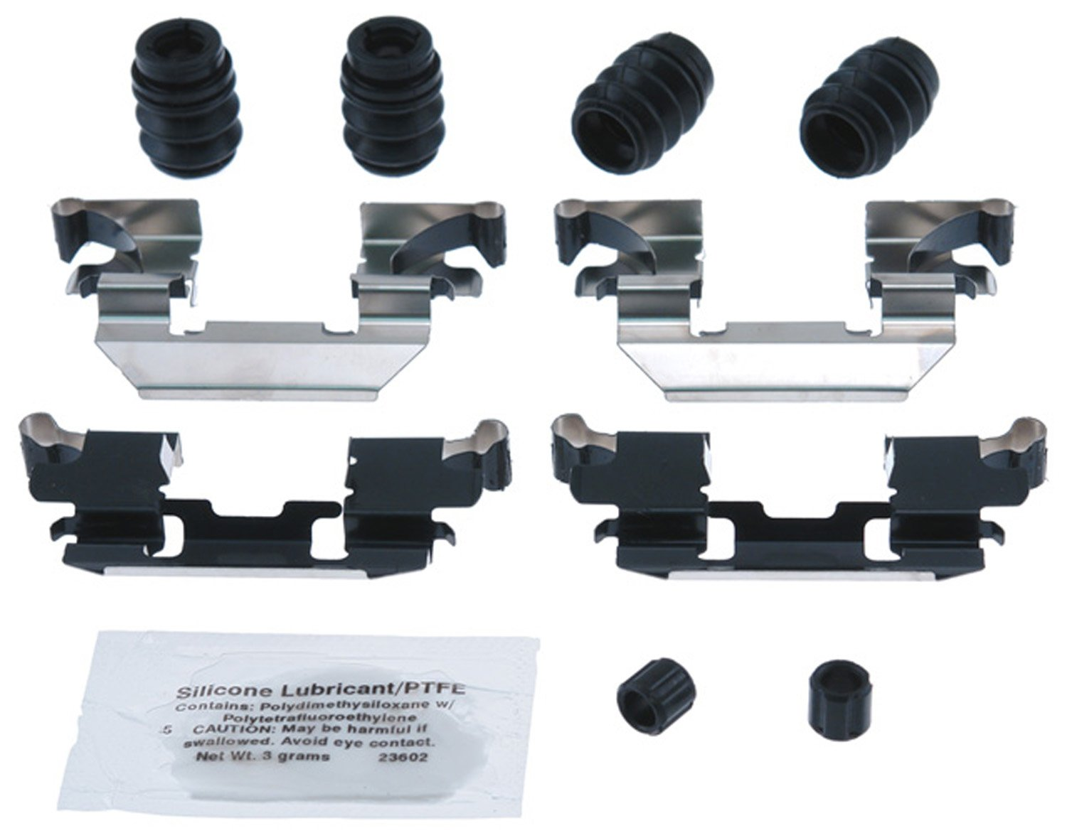 ACDelco 18K1688X Professional Front Disc Brake Caliper Hardware Kit by ACDelco