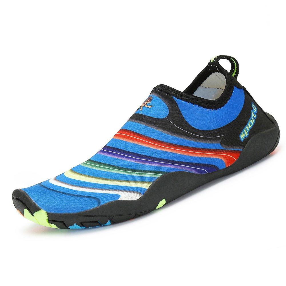 SAGUARO Kinder Badeschuhe Aquaschuhe Schwimmschuhe Wasserschuhe Strandschuhe Water Shoes für Jungen Mädchen