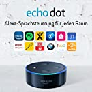 Amazon Echo Dot (2. Generation), Schwarz