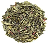 Bohemian Raspberry Loose Leaf Natural Flavored Green Tea (16oz)