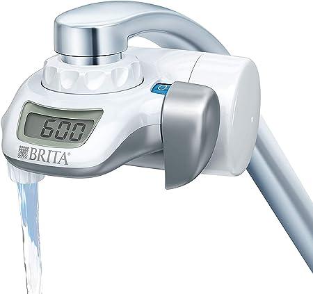 BRITA On Tap Sistema de Filtración para grifo – Agua filtrada de excelente sabor – Incluye 1 filtro para grifo BRITA ON TAP – 600 litros de agua filtrada por cartucho – Color blanco: Amazon.es: Hogar