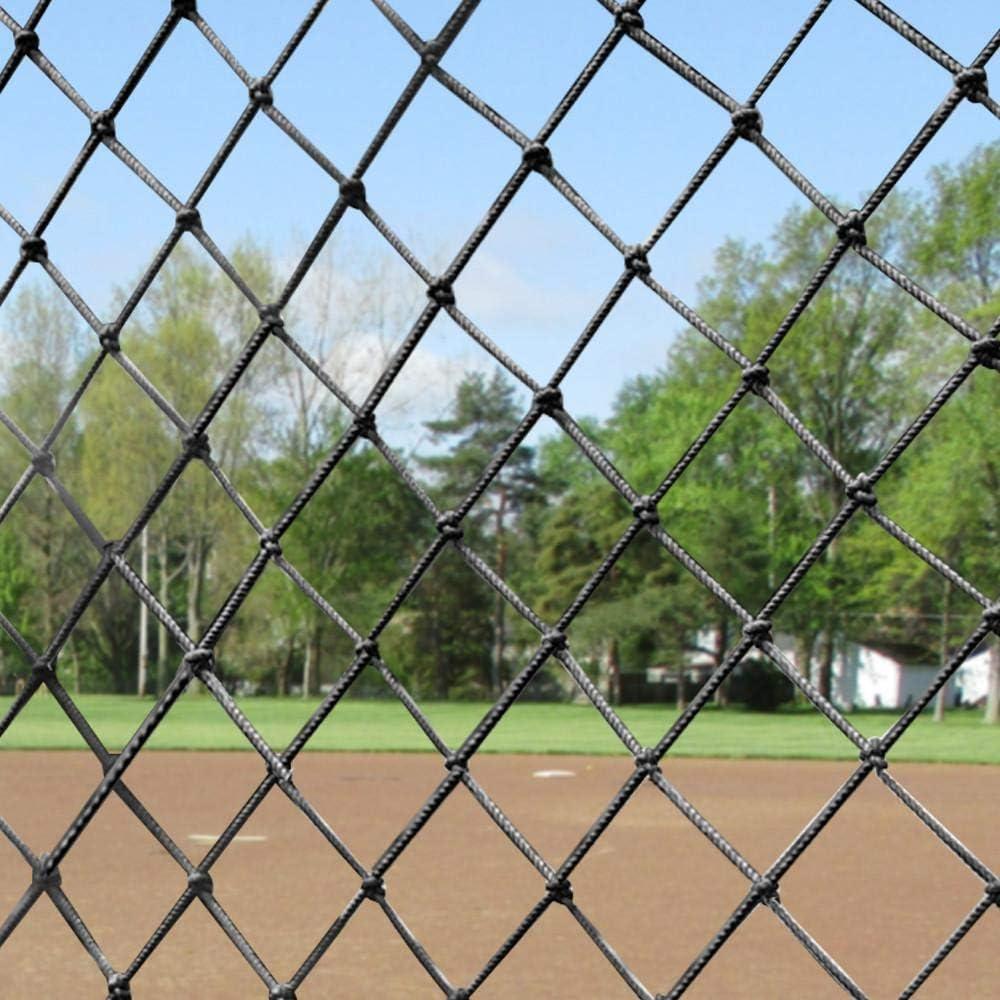 Topeakmart 10x20ft Heavy Duty Baseball Softball Batting Cage Net #18 Backstop Practice Net Sports Edged Net Tunnel Net