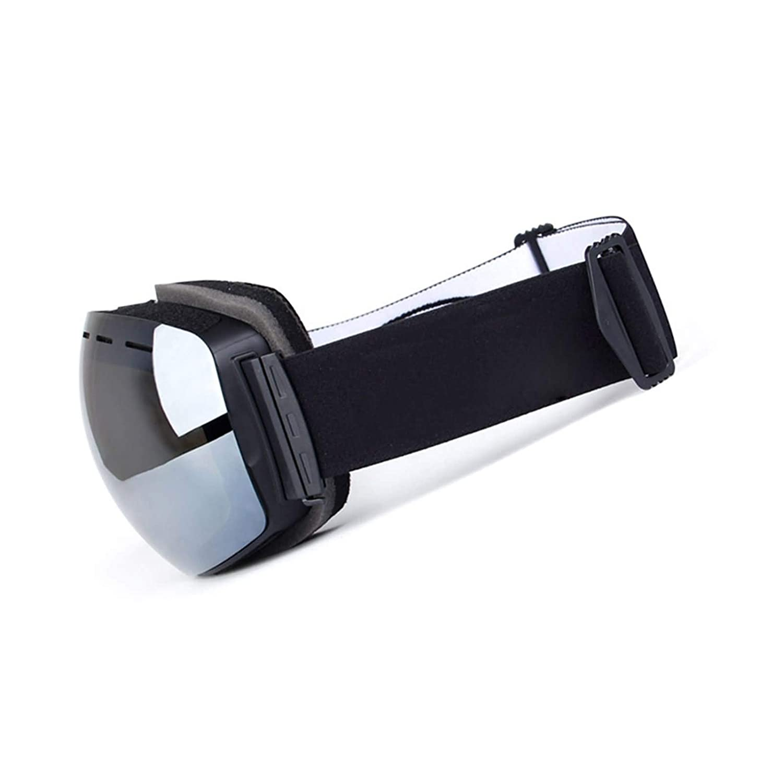 Daesar Gafas Protectoras Antipolvo Gafas Esqui Mujer Gafas Esqui Hombre Gafas de Seguridad Gafas de Deportivo Tiro DAEXFL14HMJ454