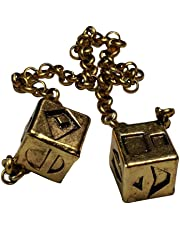 Custom 3D Stuff Antiqued Weathered Metal Han Solo Smuggler's Dice with Box
