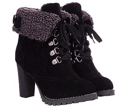 Amazon com | Happy& Shopping 2014 Fashion Women Ankle Boots