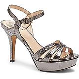 Vince Camuto PEPPA2 Platform Sandals MOONROCK SNAKE