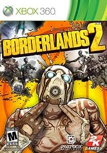 Borderlands 2 - Xbox 360 Standard Edition