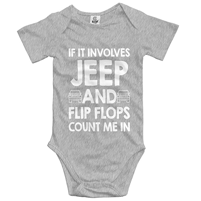 Amazon com: If It Involves Jeep and Flip Flops Count Me in