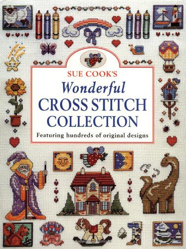 Sue Cook's Wonderful Cross Stitch Collection: Featuring Hund