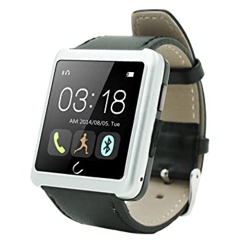 "E821 U10L Smart Watch Pulsera Smartphone Reloj Inteligente por Bluetooth 4.0,1.5"" Pantalla?"