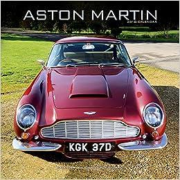 Aston Martin 2018 Wall Calendar