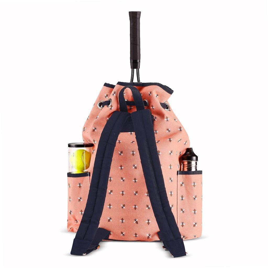 Ame & Lulu Bee's Knees Kingsley Tennis Backpack by Ame & Lulu (Image #2)
