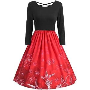 Salexl Christmas Clearance Kleider Odrd Kleid Mädchen 5xlDamen Aq43jc5RLS