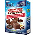 Mega-T Weight Loss Chews Controls Appetite & Fights Hunger Chocolate, 30 Diet Chews