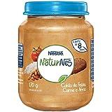 Papinha, Caldo de Feijão Carne e Arroz, Nestlé, 170g