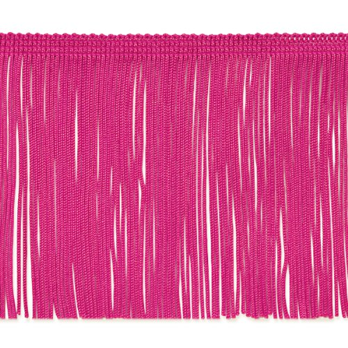 Expo International 20-Yard Chainette Fringe Trim, 4-Inch, Hot ()