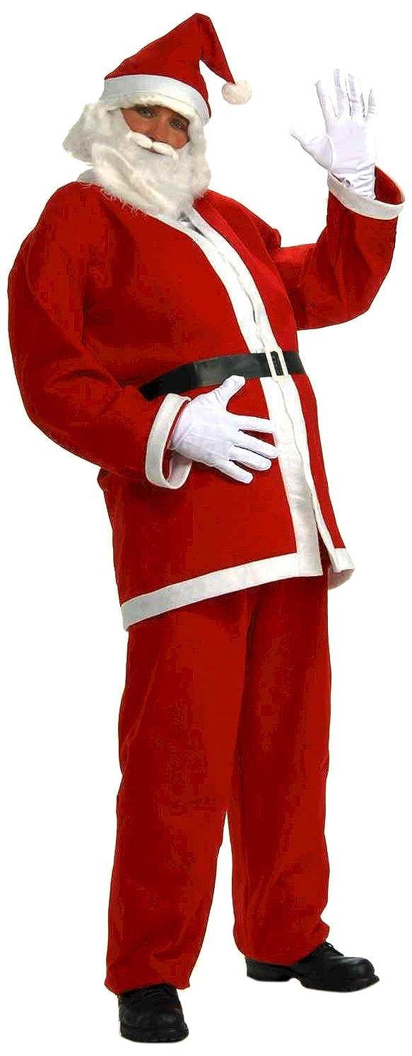 Forum Novelties Simply Santa Adult Costume