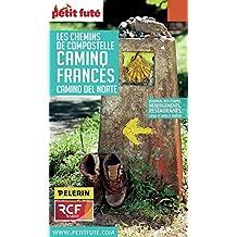 Chemins de Compostelle - Camino Francés 2016 Petit Futé (THEMATIQUES)