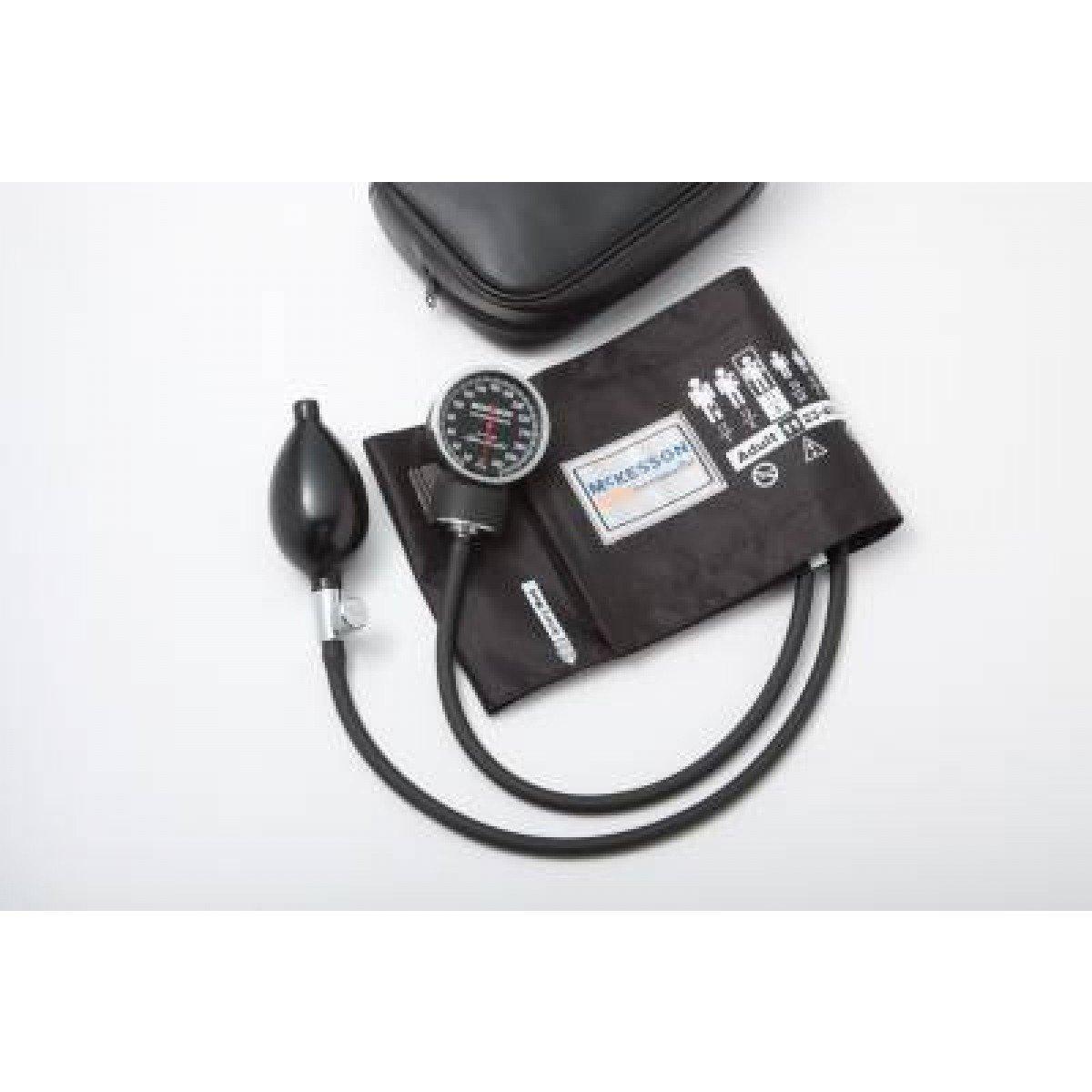 MCK81132500 - Mckesson Brand Aneroid Sphygmomanometer McKesson Pocket Style Hand Held 2-Tube Thigh Thigh