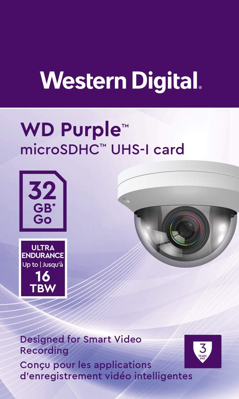 Western Digital Wd Purple Sc Qd101 32gb Smart Video Computer Zubehör
