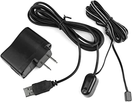 Nextronics IR Remote Control Extender Repeater System Dual with Power Supply