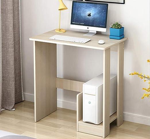 Escritorio de computadora Para pequeños espacios,Mesa de ordenador ...