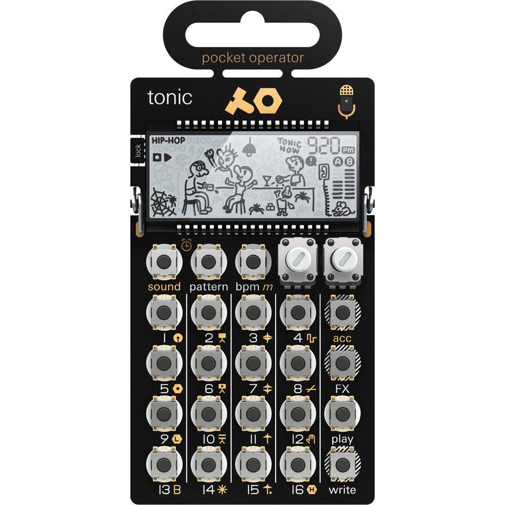 Teenage Engineering PO-32 Pocket Operator Tonic Drum Synth