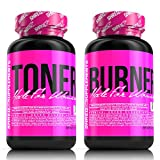 SHREDZ® Shape & Tone Stack for Women – Tone Fat, Lose Weight, Best Ingredients,(Pack of 2) offers