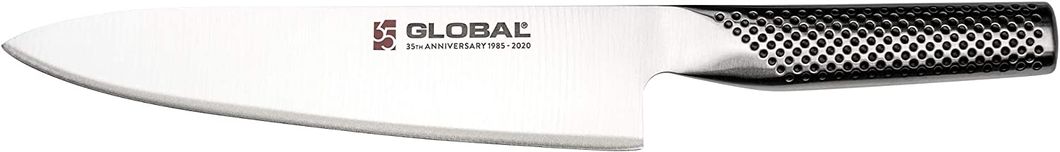 Global G-2/AN 35th Anniversary Special Edition Cook's Knife