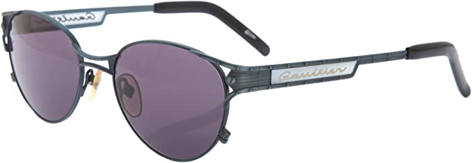Jean Paul Gaultier Gafas de sol azul jpg56 – 4179 – 2: Amazon.es: Ropa y accesorios