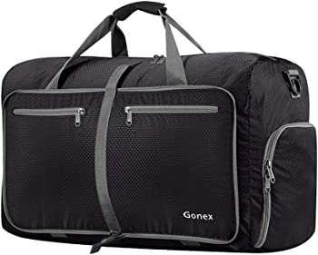 Gonex 40L Packable Travel Duffle Bag